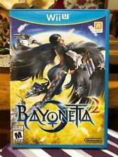 Nintendo Wii U Game Bayonetta 2 (Very Low Price!)