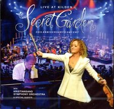 CD Secret Garden, Live at Kilden, 20th Anniversary Concert, 2016, NEU