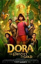 Dora and the Lost City of Gold Movie Poster 8x10 11x17 16x20 22x28 24x36 27x40 A