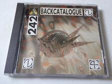FRONT 242 : Backcatologue  > VG+ (CD)