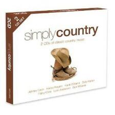 Simply Country (2cd) 2 CD NUOVO