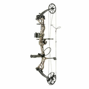 Bear Archery Rant RTH Right Hand 50-70# Veil Stoke Camo Package