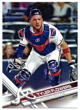 ⚾️ 2017 ~ Topps #282 ~ Tyler Flowers ~ Atlanta Braves ~ NmMt=8 ~ QTY