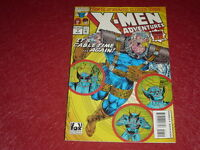 [ Bd Marvel Comics / Dc USA] X-Men Adventures #7 - Temporada II - 1994