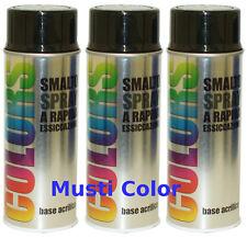 Sprühfarbe Lackspray Dupli Color Felgenspray Farbspray Tiefschwarz Glanz RAL9005