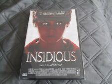 "DVD ""INSIDIOUS"" film d'horreur de James WAN"