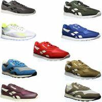 Reebok Mens Cl Nylon Fashion Sneakers
