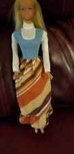 Vintage 1966 Tanned Twist & Turn Malibu Barbie with Bendable Legs Taiwan!