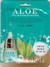EKEL Ultra Hydrating Essence Mask Korean Masksheet cosmetics ALOE 1 pcs