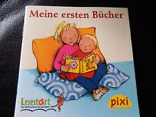 Pixi Sonderausgabe Sonderheft Lesestart Meine ersten Bücher