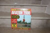 revue aviation 2000. n°13 juin 1973