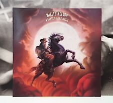 WILLIE NELSON - A HORSE CALLED MUSIC LP EX+/NM 1989 CBS