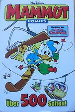 Mammut Nr. 123 - Lustiges Taschenbuch - Walt Disney - Z: 1- (ungelesen)