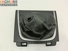 Mazda 5 CW 10-13 Shift Cover Boot by LEATHER GEAR KNOB cg15-64341