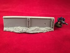 Forge World Imperial Guard Defense Line OOP straight section