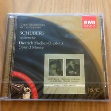 Schubert – Winterreise [Winter's Journey] (CD 2002) NEW & SEALED Fischer-Dieskau