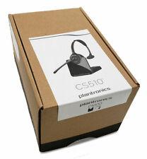 Plantronics Savi CS510 Mono Headband DECT Wireless Phone Headset - New Brown Box