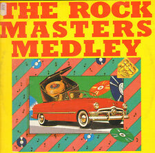 VARIOUS - The Rock Masters Medley - Meet Records