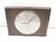 Vintage Wooden Antique Mantel & Carriage Clocks