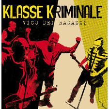 Klasse Kriminale - Vico Dei Ragazzi - LP gesprenkelt OI! Punk