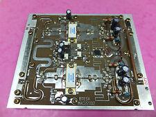 UHF BROADBAND ULTRALINEAR AMPLIFIER PALLET,  200-250W 28-32VDC, 14dB gain.