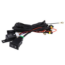 Car HID Xenon Conversion Wiring Set Relay Harness Fuse H7 H4 H3 H11 H1 9005 9006
