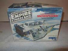 STAR WARS THE EMPIRE STRIKES BACK LUKE SKYWALKER'S SNOWSPEEDER model kit.