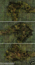 Dungeons & Dragons BACKWATER ISLAND Gamemastery D&D Pathfinder Map Tiles - MT13