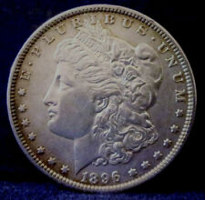 Very Nice 1896 Morgan Silver Dollar