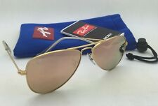 Junior Collection Kids Ray-Ban Sunglasses RJ 9506-S 249/2Y Gold w/ Copper Flash