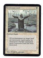 Consecrate Land - ALPHA Edition - Old School - MTG Magic #1 - LP