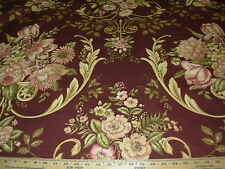 "~BTY~STROHEIM&ROMANN ""BANNISTER HALL""~COTTON UPHOLSTERY FABRIC FOR LESS~"