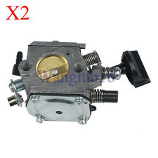 2 x Carburetor Carburettor Carb F STIHL BR320 SR320 BR400 BR420 Backpack Blower