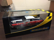 Scalextric Car Ford Boss 302 Mustang '69 #16 Boxed