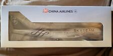 VERY RARE China Airlines SKYTEAM Boeing 747-400 1:200 NOT SOLD ANYWHERE (New)