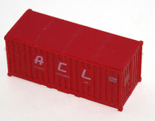 HO Scale Shipping container 20ft Tank Container – ACL # 400126 ACLU