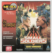 *** Small Soldiers *** CDRom PC - Neuf - vintage 1998