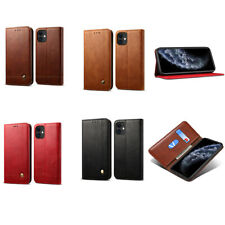For Xiaomi Note 9 Pro Note 10 9C PU leather Flip Wallet Stand Phone Case Cover