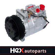 AC A/C Compressor For Mercedes C240 CL500 E320 E350 S430 S500 97396