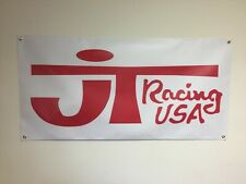 old school bmx jt racing BANNER 2ft X 2ft vdc hutch gt se racing