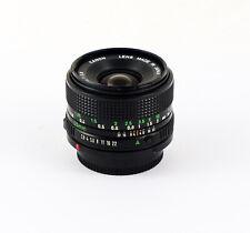 Canon FD 35 mm 2.8 new