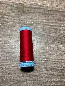 Gutermann Silk S 303 100% Silk Thread 110 yds  various colors
