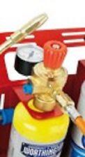 OXYTURBO  RIDUTTORE MIGNON GAS MAP Art. 223855 con MANOMETRO ATTACCO CGA600