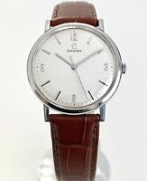 STUNNING OMEGA WATCH CAL. 601 DATING TO 1964