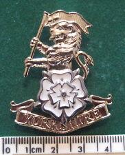 Yorkshire Regiment cap badge