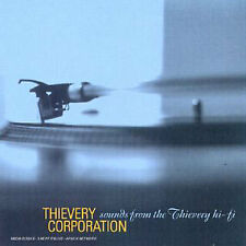 thievery corporation - songs from the thievery hi-fi (CD NEU!) 724384590727