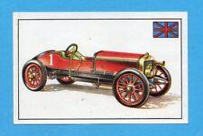 AUTOMOBILE-PANINI 1975-Figurina n.209- AUSTIN CV 100 - GRAN BRETAGNA 1908 -Rec