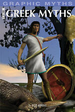 Greek Myths (Graphic Myths), Shone, Rob, New Book