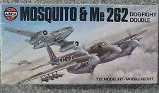AIRFIX 03142-2 - MOSQUITO & Me 262 Dogfight Double - 1:72 - Modellbausatz - Kit