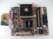 ASUS p4p8t REV 1.02 Socket 478 SCHEDA MADRE CON INTEL CELERON CPU 1.70 GHz